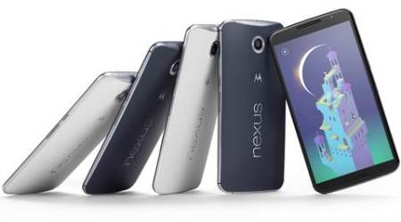 The Nexus 6 will be available only late October