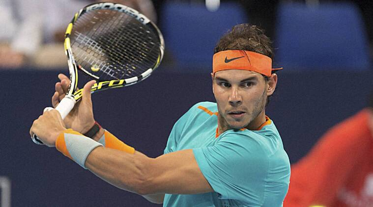 The Spaniard has been taking antibiotics to delay the need for surgery. (Source: AP)
