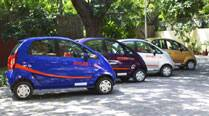 Carzonrent offers rental Tata Nano at Rs 99 per hour