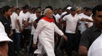 Flagging off 'Run for Unity' Narendra Modi says let us not divide history, legacy in narrow confines of ideology