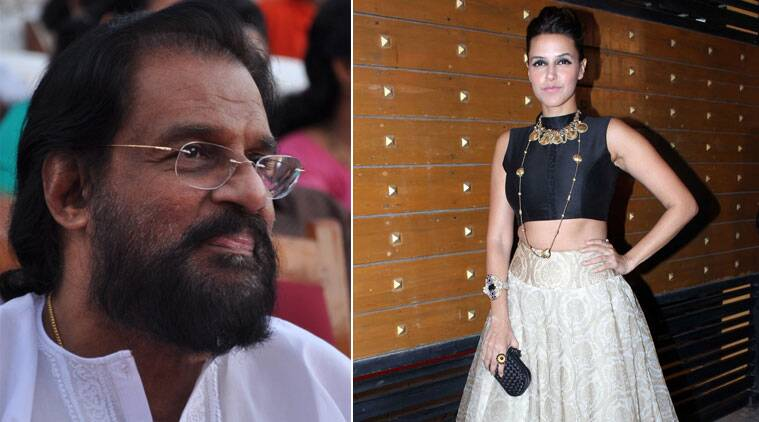 """""""This is very unfortunate that women are being asked what to wear and what not,"""" says Neha Dhupia."""