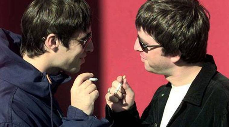 Noel Gallagher has revealed that he and his brother Liam are on good terms again following a backstage bust up that saw Oasis split up in 2009.  (Source: Reuters)