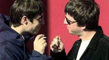 Noel, Liam Gallagher back on good terms