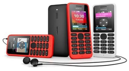 Microsoft launches Nokia 130 feature phone at Rs 1649