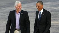 Barack Obama, Mike Michaud