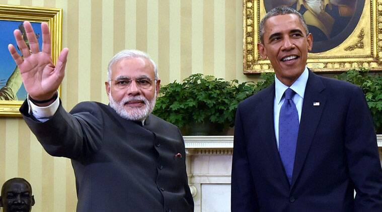 Modi-Obama joint briefing