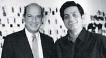 Designer Raghavendra Rathore pays tribute to legendary Oscar de laRenta