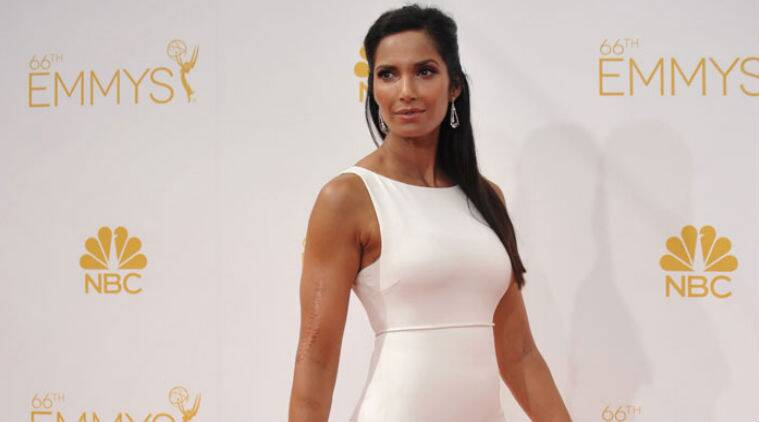 Padma Laxmi: I date a lot less as a single mom – I'll tell you that. I just don't have time. (Source: AP)