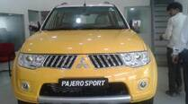 Mitsubishi Pajero Sport dual tone launched at Rs 23.50 lakh