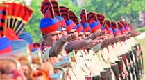 State-level parade held to observe Police CommemorationDay
