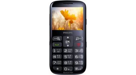 Philips launches Xenium X2566 phone for senior citizens