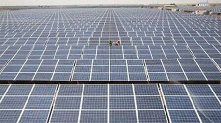 Country's biggest canal-top solar power plant ready for operations