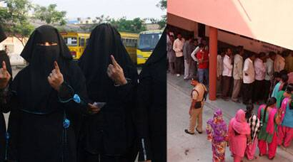 Assembly Polls 2014: Voting underway in Maharashtra and Haryana
