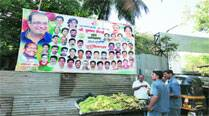 HC pulls up state for failing to pull  down illegal political hoardings