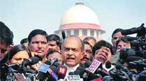 Govt must move against Sinha: Bhushan