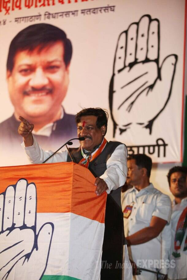 Campaigning heats up in Maharashtra