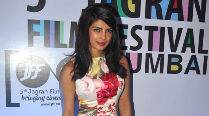 Priyanka Chopra suffering from conjunctivitis