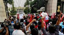 Jadavpur University V-C skips office as students' agitationcontinues