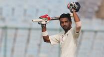 Rahul's unbeaten ton gives South Zone the lead