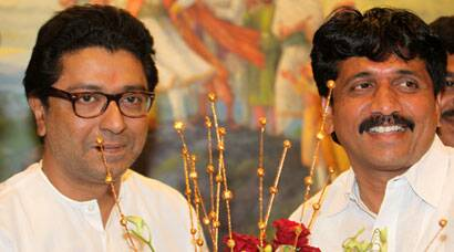 Today in Pics: Raj Thackeray meets the lone MNS winner