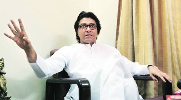 """Warning against any such move, he said, """"Nobody should dare to separate Mumbai from Maharashtra, or else 10 crore Marathi people — of the  total 11.40 crore population in the state — will not hesitate to take to the streets."""""""