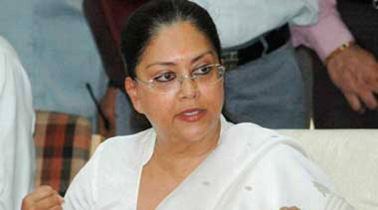 During her recent visit to New Delhi, Raje failed to secure an appointment with party national chief Amit Shah, when she was hoping to finalize the state cabinet expansion. (Source: Reuters photo)
