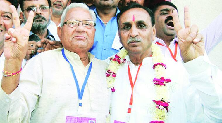 Rupani, Kalariya come closer after bypoll