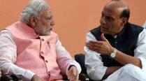 Rajnath Singh expected in Mumbai; back channel talks on with Shiv Sena