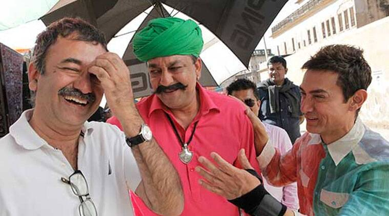 The three, reportedly, used to have long chats during the making of 'PK' about Raju Hirani's movies