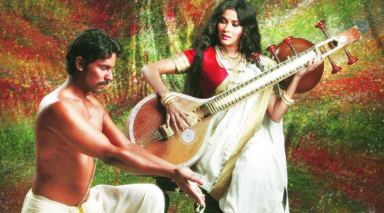 Randeep Hooda and Nandana Sen in a still from the movie Rang Rasiya