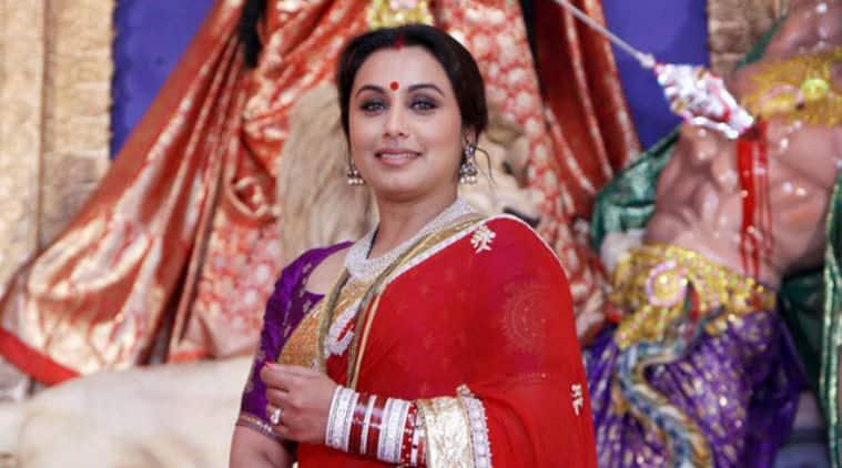 Rani Mukerji on being a Mardaani in the world of cinema | The Indian ...
