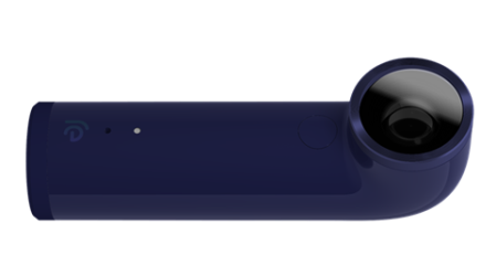 HTC RE camera, HTC Desire EYE with two 13-MP clickerslaunched