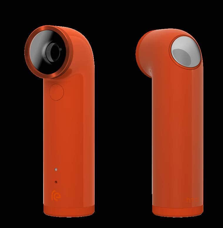 HTC RE, HTC Desire EYE launch