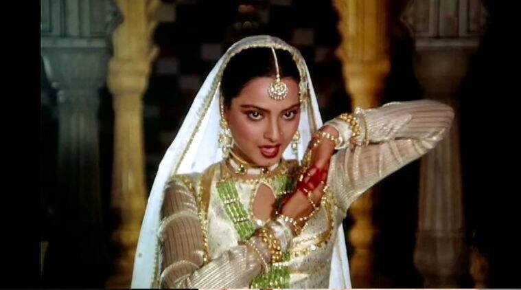 Happy Birthday Rekha The Enduring Fame And Pain Of: On Rekha's 60th Birthday, Her Top 10 Songs