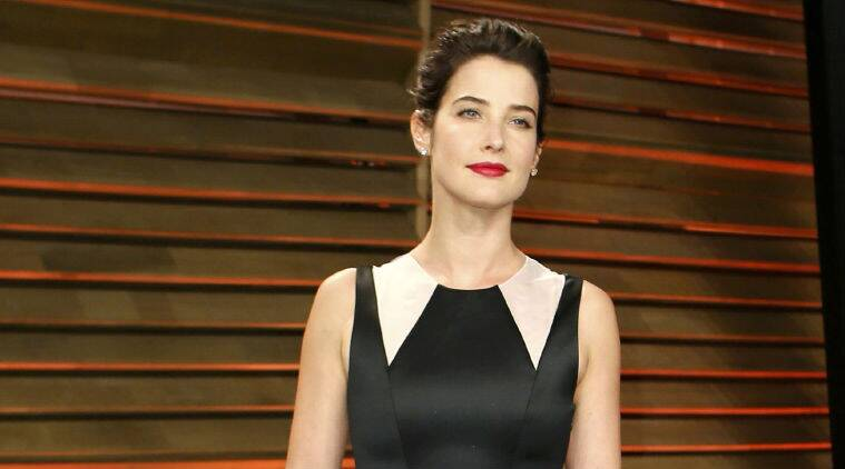 Cobie Smulders and husband Taran Killam tied the knot in 2012. (Source: AP)