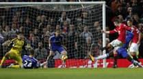 Van Utd: Robin Van Persie equalises forLVG
