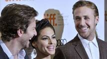 Ryan Gosling returns to work after birth of baby girl