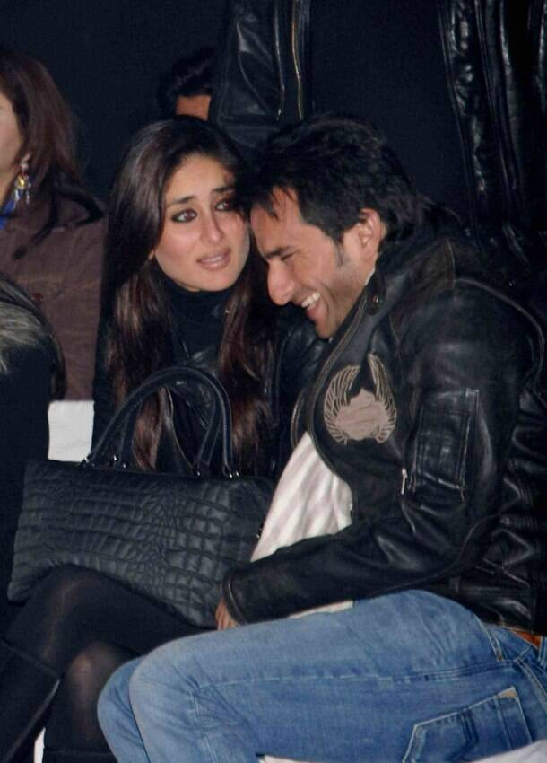 Saif Ali Khan, Kareena Kapoor celebrate second wedding anniversary