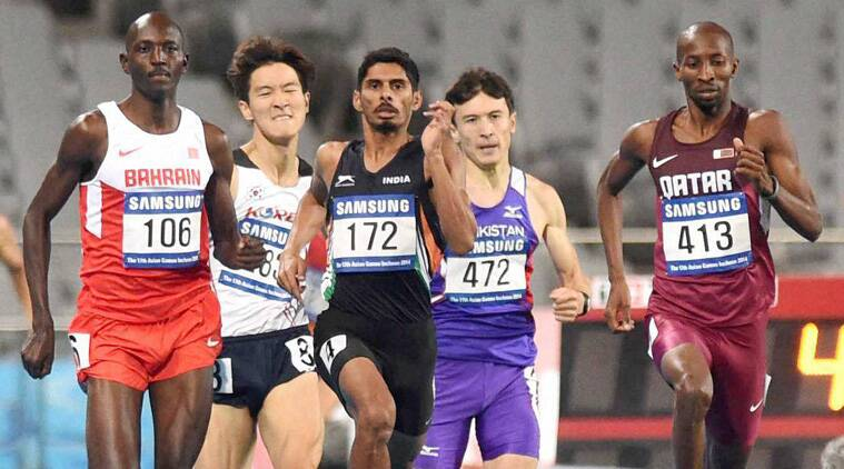 Joseph trailed throughout the race, to finish in one minute and 49.59 seconds  well below his personal best of 1:46.81. (Source: PTI)