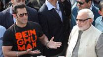 Salman Khan accepts Clean India invite from Prime Minister Narendra Modi