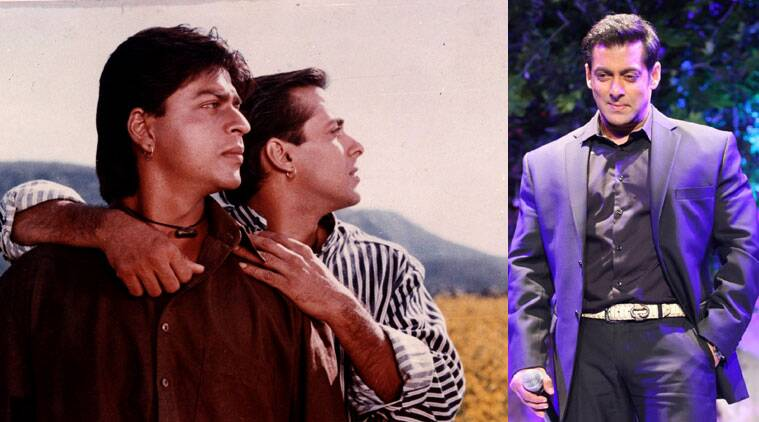 Salman has time and again said that he and SRK are just acquaintances and not friends.