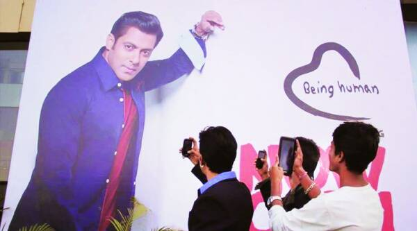 A still from Being Bhaijaan.