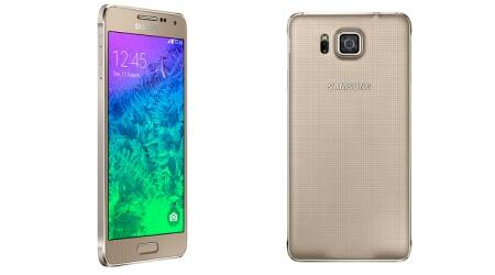 Samsung Galaxy Alpha review: The stylish flagship that you can afford