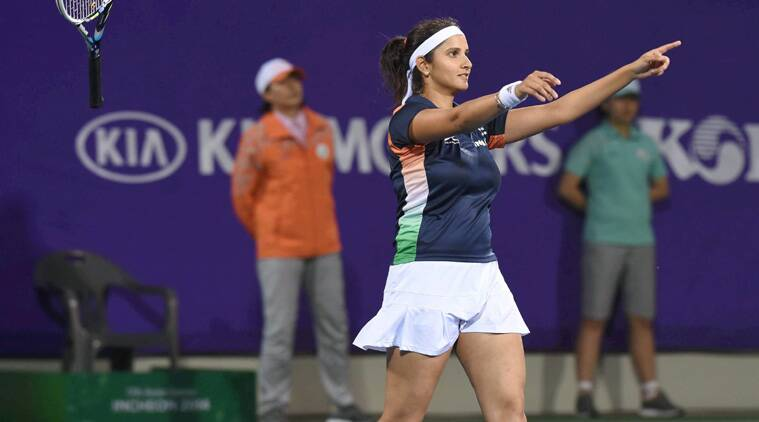 Sania Mirza said she was not yet thinking about the 2016 Rio Olympics (Source: PTI)