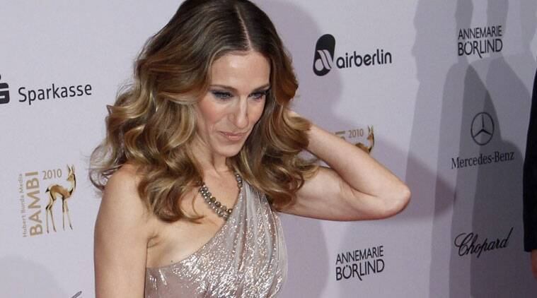 Actress Sarah Jessica Parker has come under fire from a homeowners association in New York City after she staged a photoshoot for her shoe line on the steps of the house featured in her hit TV show 'Sex And The City'.  (Source: Reuters)
