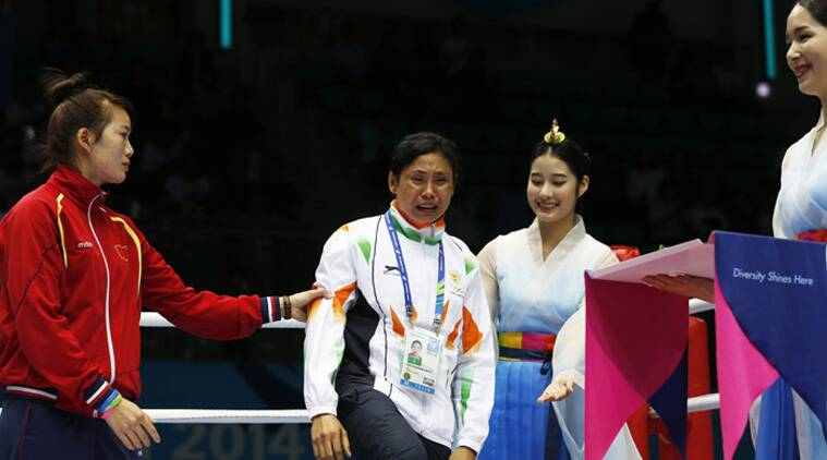The disciplinary case against Devi commenced within hours of the medal ceremony in the women's 60-kilogram class. (Source: File)