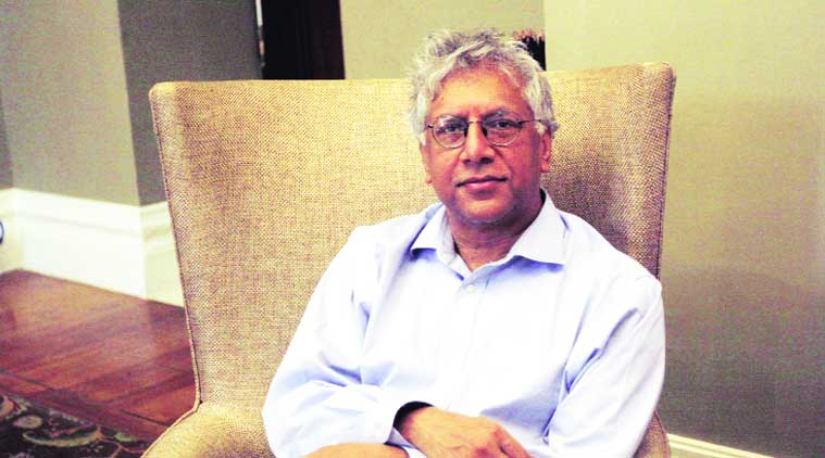 Vijay Seshadri: What's at the heart of writing poetry is making metaphors. That can't be taught