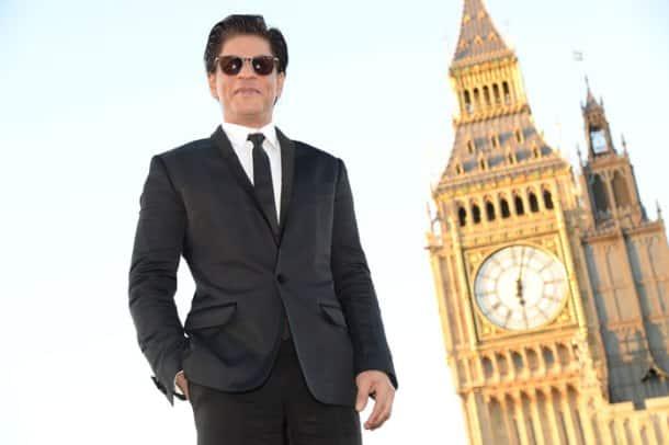 Shah Rukh Khan receives Global Diversity Award