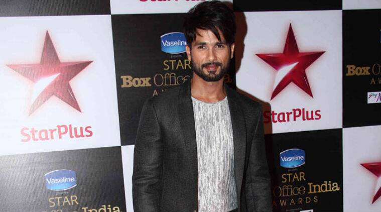 Shahid Kapoor on 'Haider': We had faith, trust and pride because it was not an easy film to make.