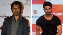 Nawazuddin Siddiqui to play undercover agent in Shahid Kapoor's 'Farzi'